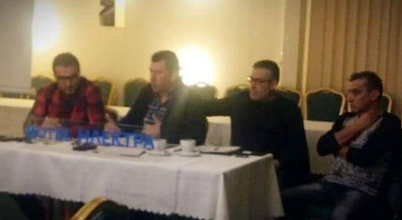 Ενημέρωση στους συναδέλφους της ΔΑ Ορεστιάδας με την παρουσία του προέδρου της ΠΟΣΥΦΥ Χαρέλα Παναγιώτη