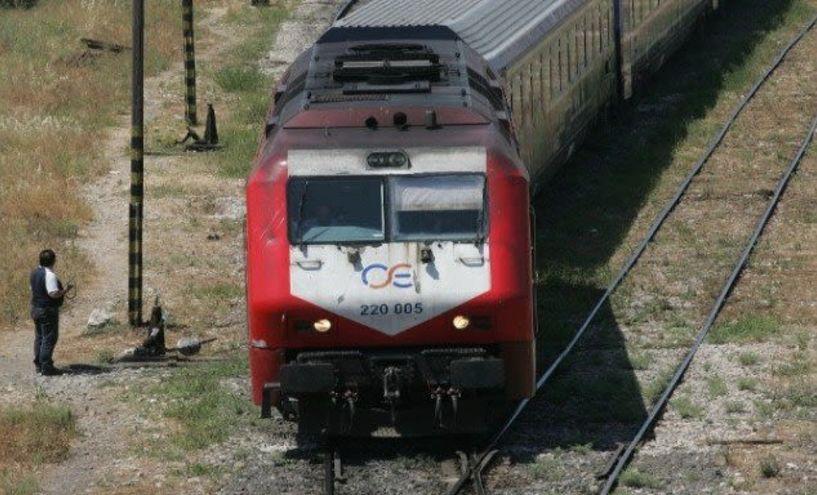 Εκτροχιάστηκε τρένο στο Πλατύ