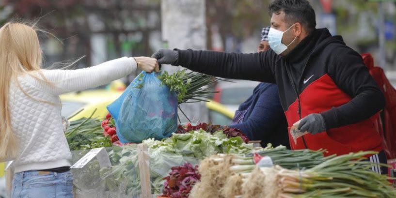 Δήμος Νάουσας: Υποχρεωτική  η χρήση μάσκας στις λαϊκές αγορές για πωλητές  και καταναλωτές