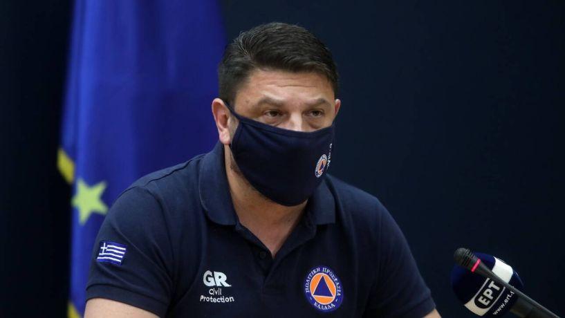 Νίκος Χαρδαλιάς : «Θα εισηγηθώ την αναστολή του πρωταθλήματος της Super League 2»