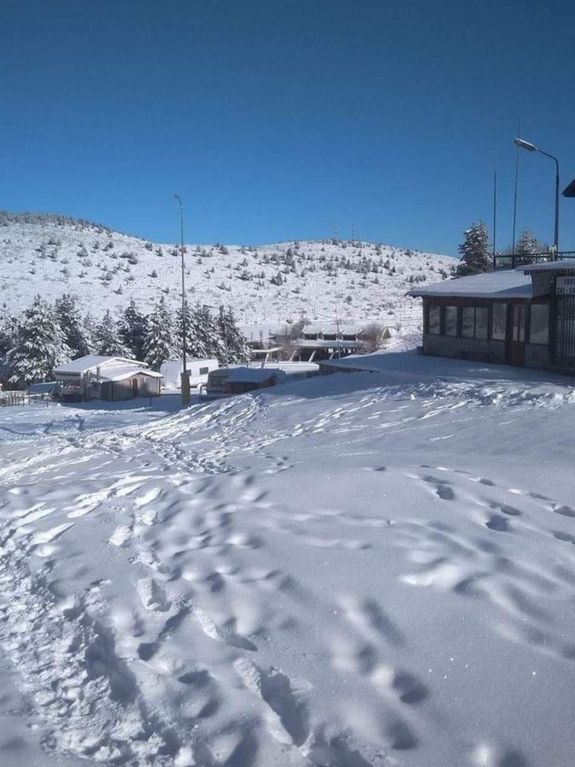 Ποια είναι η κατάσταση στην Ημαθία από τη σφοδρή χιονόπτωση… στις «Πρωινές σημειώσεις»