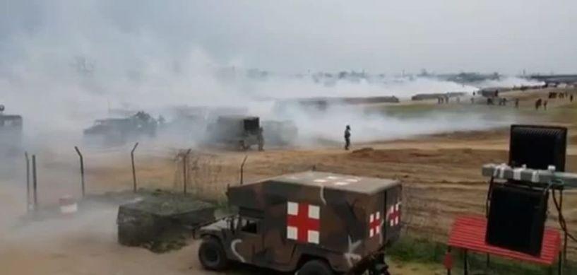 Συνοριακοί Φύλακες: «Το μέτωπο  του Έβρου δεν έκλεισε –Καταιγισμός χημικών σήμερα…»