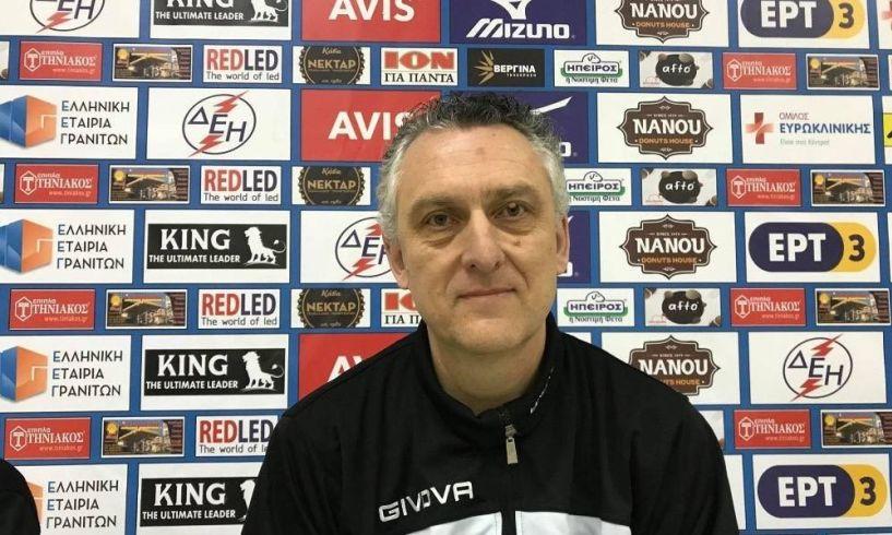 Ο Χρήστος Τζουβάρας μίλησε  στον ΑΚΟΥ 99.6  για τα προκριματικά του EURO 2020 χάντμπολ γυναικών στην Βέροια