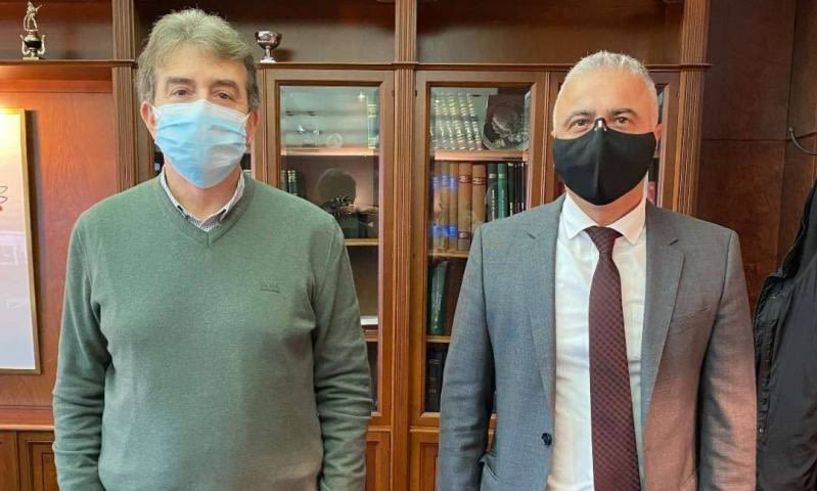 Λάζαρος Τσαβδαρίδης: Παίρνει «σάρκα και οστά» το έργο της κατασκευής του νέου Αστυνομικού Μεγάρου Ημαθίας!