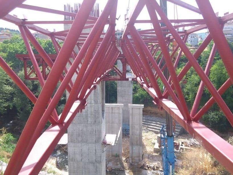 Ο φορέας ΑΤΕΒΕ πιθανότερος νέος ανάδοχος της γέφυρας Κούσιου. Μετά τις ενστάσεις ο τελικός μειοδότης