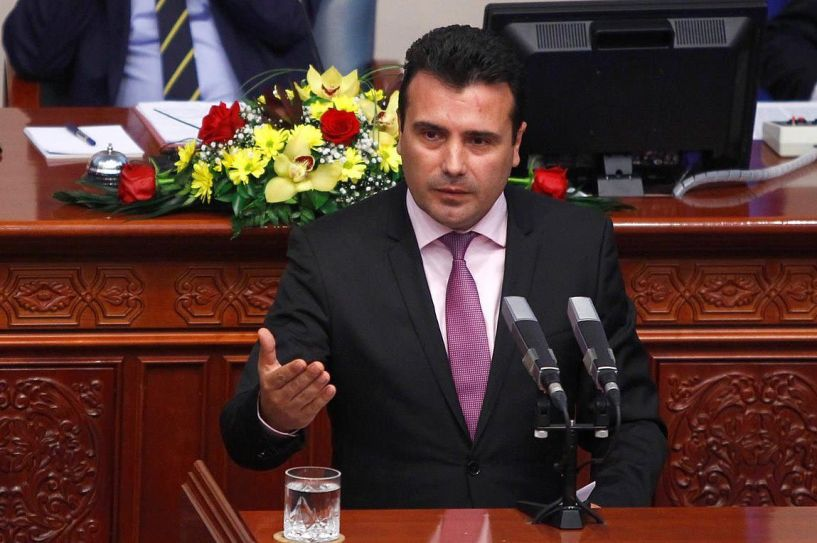 Ζάεφ: Η φίλη μας η Ελλάδα επικύρωσε πρώτη την ένταξη μας στο ΝΑΤΟ