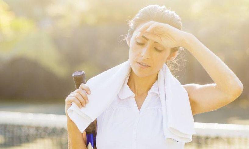 Θερμοπληξία - θερμική εξάντληση: Eνδείξεις και συμπτώματα